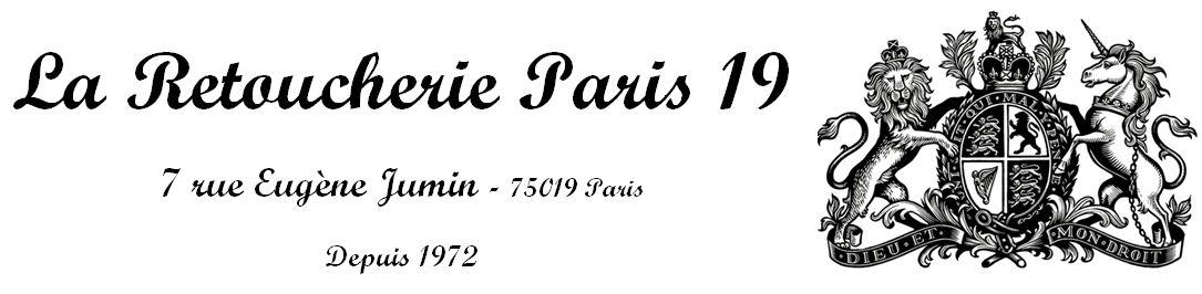 Retoucherie Paris 19